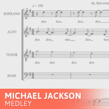 michael jackson medley